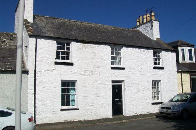 Thumbnail Terraced house to rent in Cowgate, Garlieston, Newton Stewart