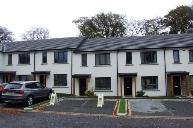 Thumbnail Terraced house to rent in Waterton Lawn, Stoneywood, Bucksburn, Aberdeen