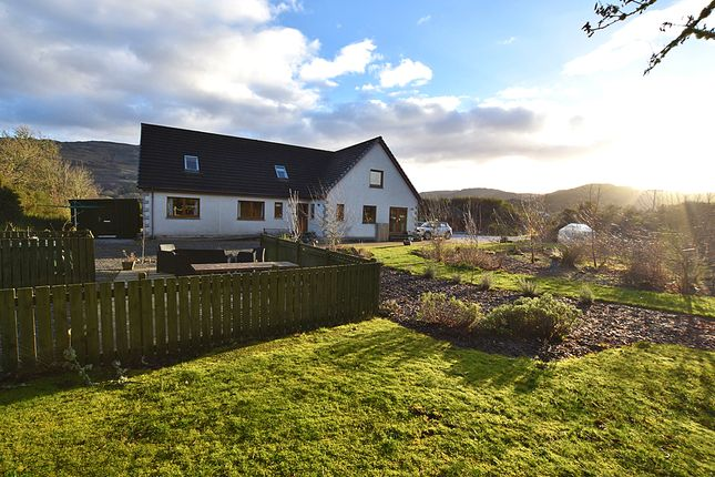 Thumbnail Detached house for sale in Millfield, Fort Augustus