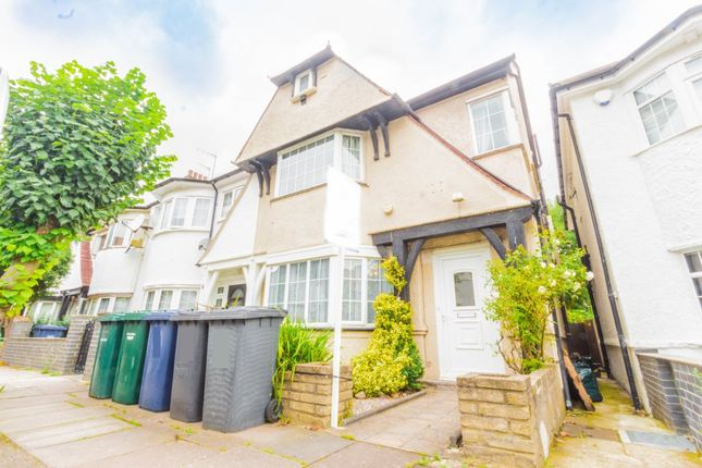Thumbnail Flat to rent in Forres Gardens, London