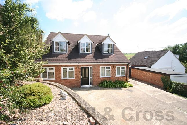 Thumbnail Detached house for sale in Doddington Road, Wilby, Wellingborough, Northamptonshire.