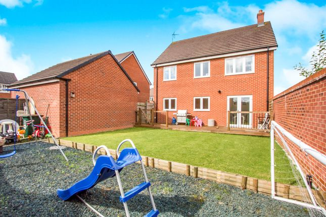 Steinway Coventry Cv4 4 Bedroom Detached House For Sale