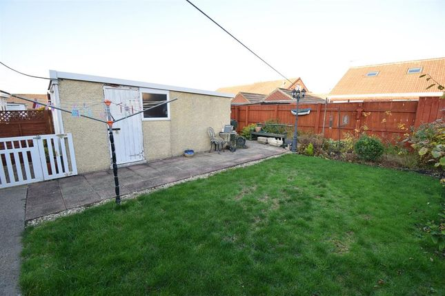 Rear Garden of Pennyman Way, Stainton, Middlesbrough TS8