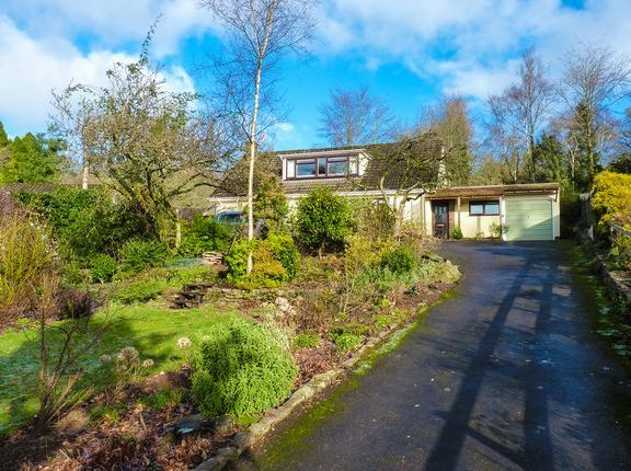 Thumbnail Detached house for sale in Jury Road, Dulverton