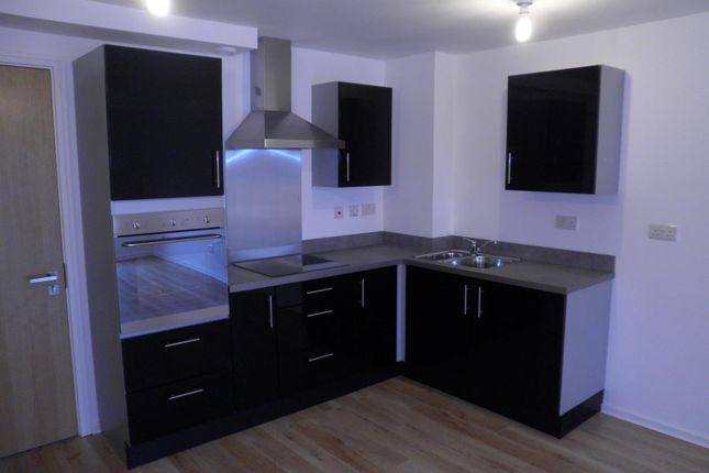 Kitchen of 12 Flixton Road, Urmston, Manchester M41