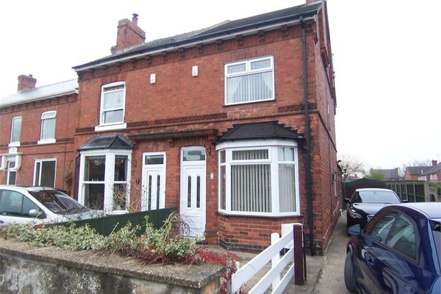 Thumbnail Semi-detached house to rent in Lucknow Drive, Sutton-In-Ashfield, Nottinghamshire