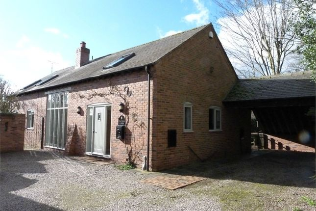 Thumbnail Cottage for sale in Woodmarket, Lutterworth