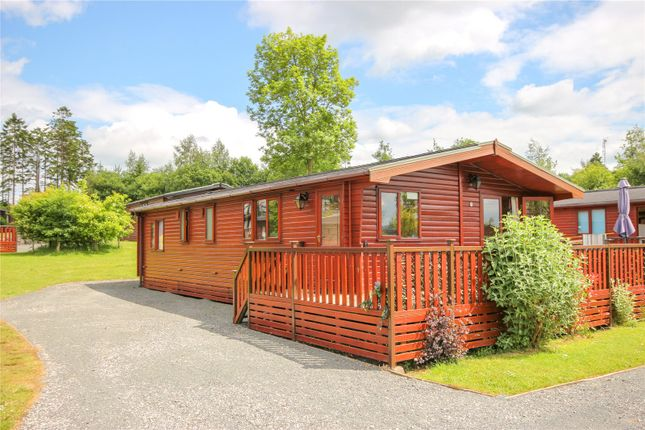 Thumbnail Detached house for sale in Lodge 15, Flusco Wood, Nr. Greystoke Gill, Penrith, Cumbria