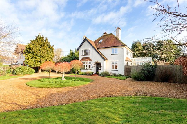 Thumbnail Detached house for sale in Winchester Road, Whitchurch, Hampshire