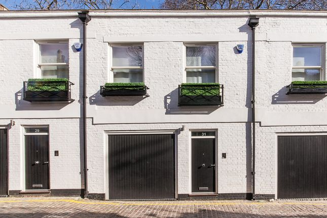 Thumbnail Mews house to rent in Canning Place Mews, Canning Place, London