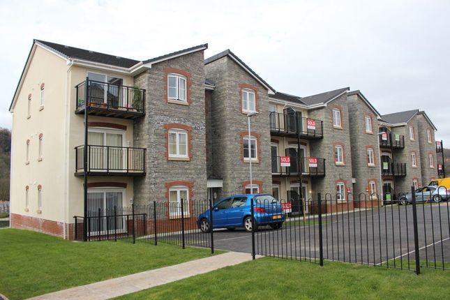 Thumbnail Flat to rent in Heol Gurffydd, Pontypridd