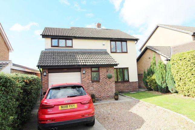 Thumbnail Detached house for sale in Sandgate Drive, Kippax, Leeds