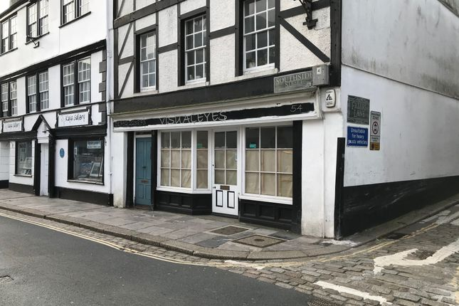 Thumbnail Retail premises to let in Southside Street, Plymouth