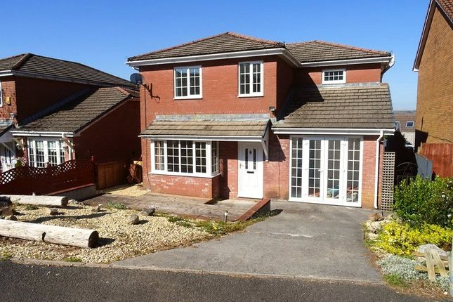 5 bed detached house for sale in Waunbant Court, Merthyr Tydfil CF48