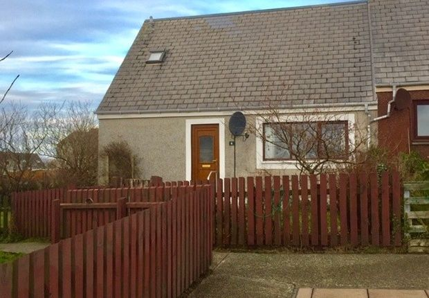 Thumbnail Semi-detached house for sale in Brae, Shetland