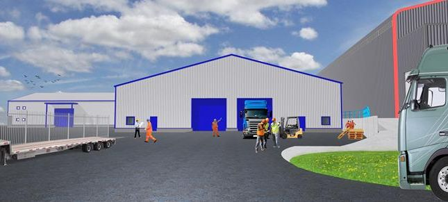 Thumbnail Light industrial to let in Arkady Industrial Estate, 240 Briscoe Lane, Manchester, Greater Manchester
