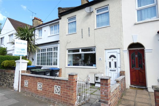 Thumbnail Terraced house for sale in Croyland Road, Edmonton, London