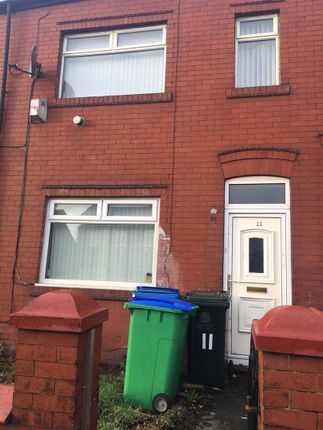 Thumbnail Terraced house to rent in Rectory Street, Middleton, Manchester