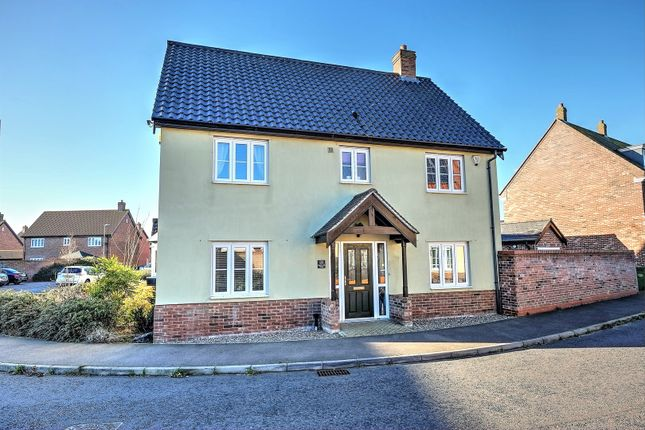 Thumbnail Detached house for sale in Royal Sovereign Crescent, Bradwell