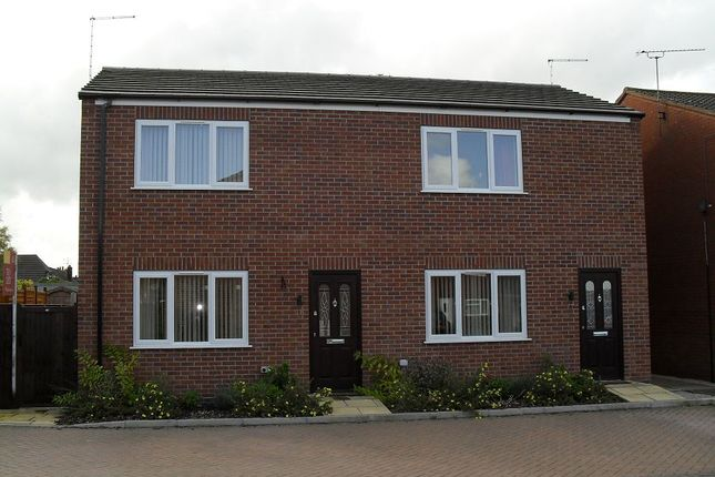 Thumbnail Semi-detached house to rent in Skeath Close, Sandbach
