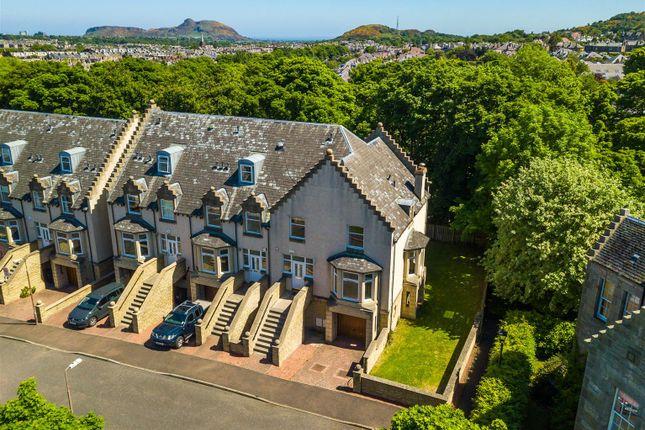 Thumbnail Town house for sale in Easter Steil, Edinburgh