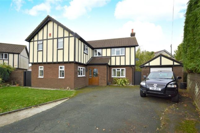 Thumbnail Detached house for sale in Heritage Close, Lower Burraton, Saltash, Cornwall