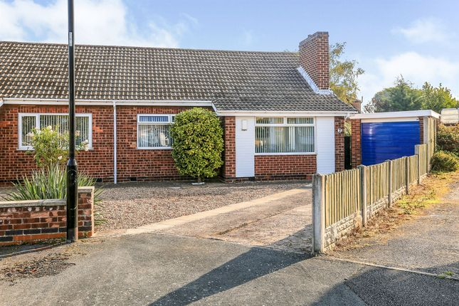 Thumbnail Semi-detached bungalow for sale in Blenheim Close, Hatfield, Doncaster