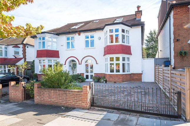 Thumbnail Semi-detached house for sale in Richmond Park Road, East Sheen