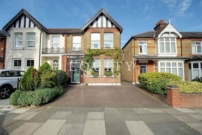 Thumbnail Semi-detached house for sale in Edenbridge Road, Enfield