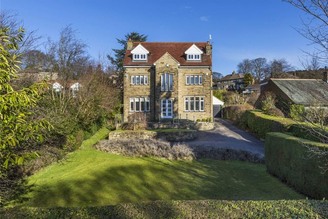 Thumbnail Detached house for sale in Beck Lane, Bingley, West Yorkshire