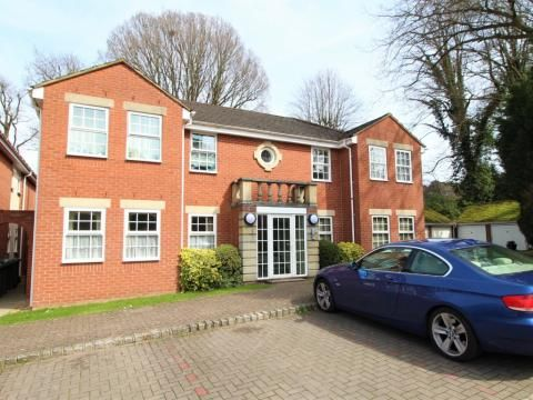Thumbnail Flat for sale in Raleigh Way, Frimley