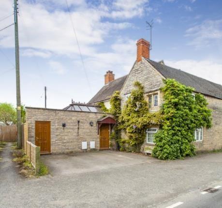 Thumbnail Semi-detached house for sale in Main Street, Bretforton, Evesham, Worcestershire