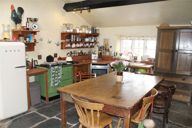 Kitchen of Howbarrow Farm, Cartmel, Grange-Over-Sands, Cumbria LA11