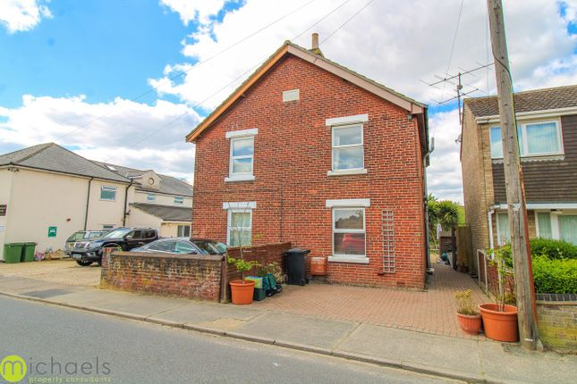 Thumbnail Semi-detached house for sale in Nayland Road, Mile End, Colchester