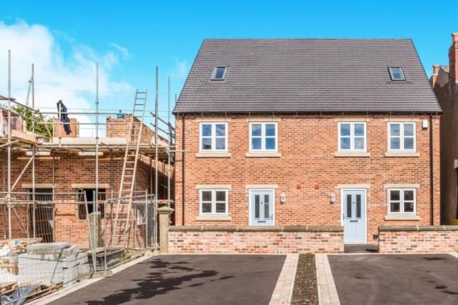 Thumbnail Semi-detached house for sale in Acres Court, The Acres, Lower Pilsley, Chesterfield