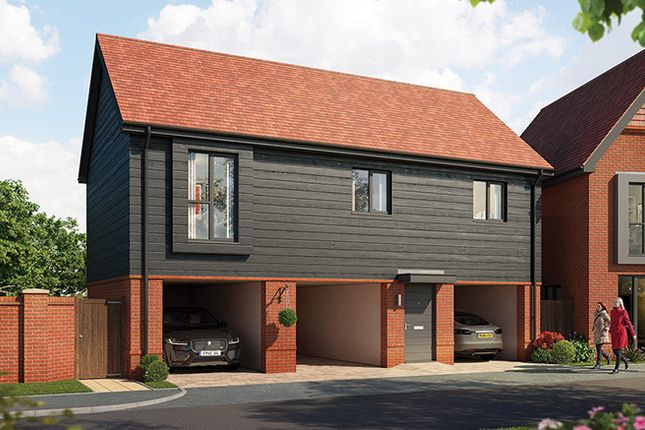 Thumbnail Flat for sale in Plot 275 - The Iver, Crowthorne