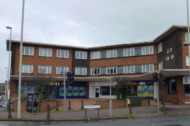 Thumbnail Flat for sale in High Street, Lye, Stourbridge, West Midlands