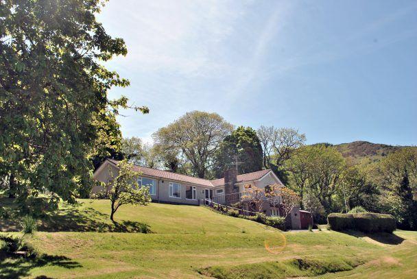 Thumbnail Bungalow for sale in Whispering Trees, Ballaugh Glen, Ballaugh