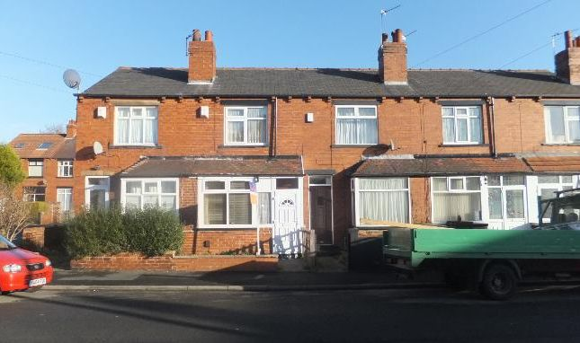 Thumbnail Terraced house to rent in Dalton Avenue, Beeston, Leeds