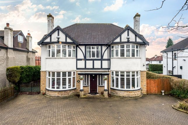 Thumbnail Detached house for sale in Street Lane, Leeds, West Yorkshire