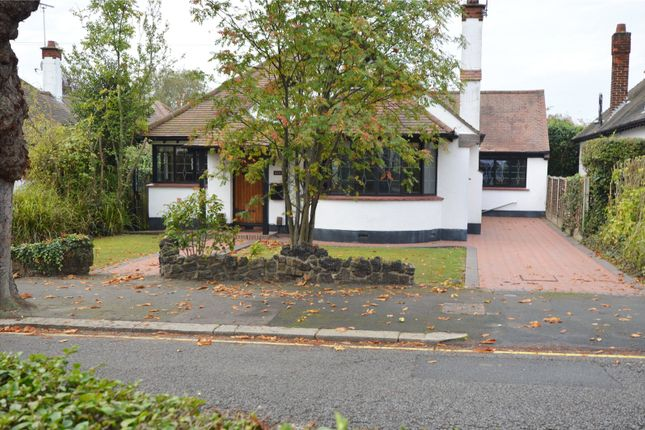3 bed detached bungalow for sale in Thorpe Hall Avenue, Thorpe Bay, Essex