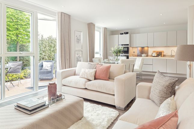Thumbnail Maisonette for sale in Plot 185, West Park Gate, Acton Gardens, Bollo Lane, Acton, London