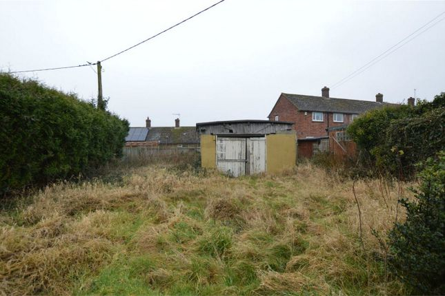 Thumbnail Land for sale in Bawburgh Road, Parkers Close, Easton, Norwich