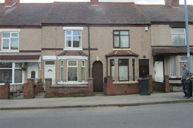 Thumbnail Terraced house to rent in Church Road, Nuneaton, Warwickshire