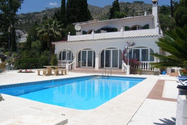 5 bed villa for sale in Spain, Málaga, Mijas