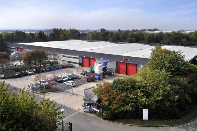 Thumbnail Light industrial to let in Units 1 & 2, Raglan Court, Risley Industrial Estate, Warrington, Cheshire