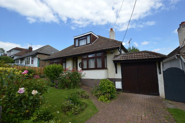 Thumbnail Bungalow for sale in Fairleigh Road, Basildon, Essex