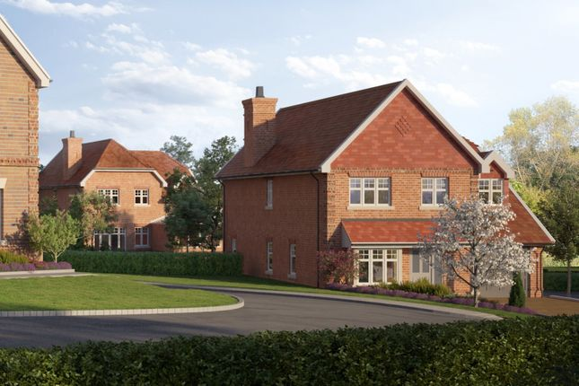 Thumbnail Detached house for sale in Pangbourne Hill, Pangbourne