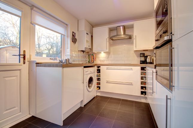 Thumbnail End terrace house for sale in Strathcona Gardens, Anniesland, Glasgow