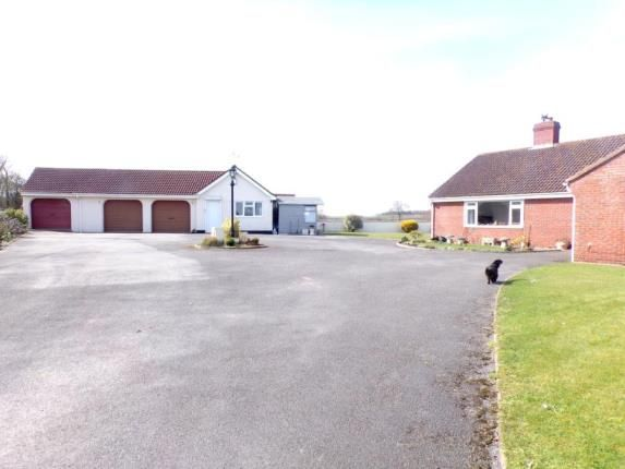 Thumbnail Bungalow for sale in Stogursey, Bridgwater, Somerset